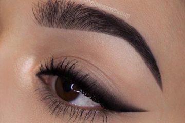 De perfecte eyeliner maken, dat is soms best een uitdaging