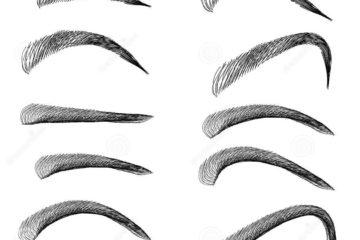Welke wenkbrauw vorm past bij jouw gezicht?
