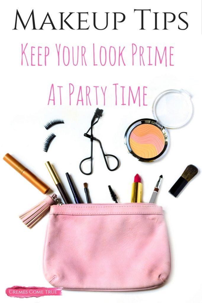 party makeup blog