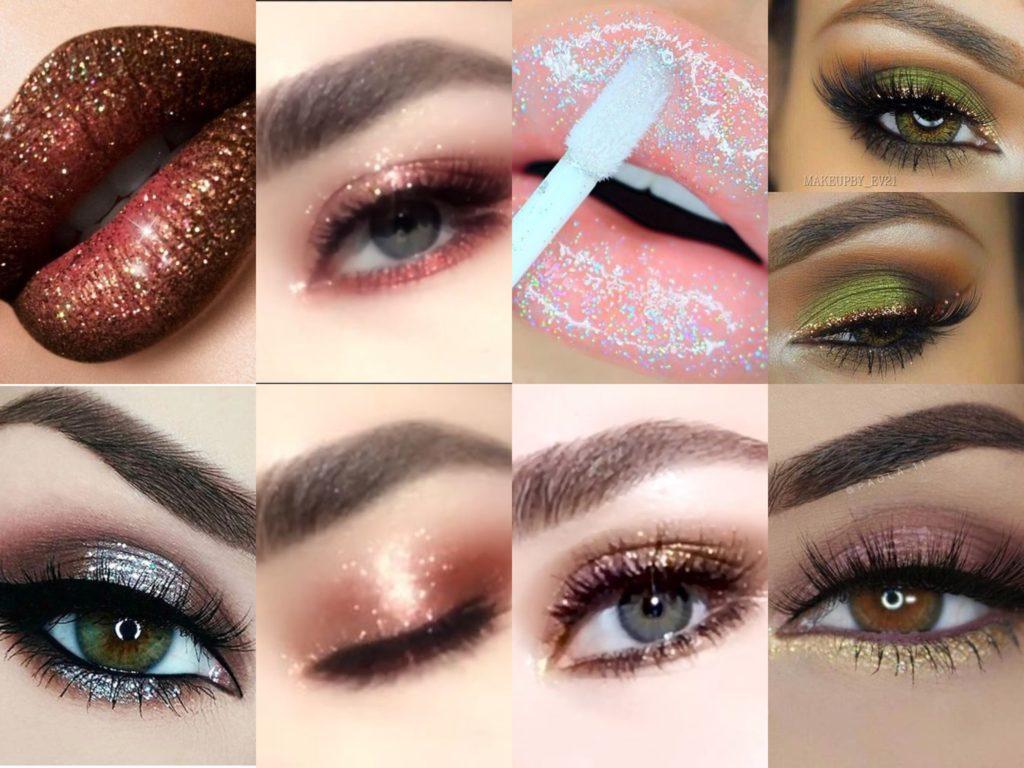 party makeup voorbeelden